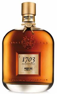 Mount Gay Rum 1703 Old Cask Selection 750ml